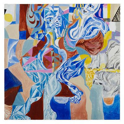 Lisa Warren, 'Blue Prism', 2019