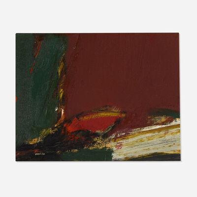 Budd Hopkins, 'Untitled', 1962