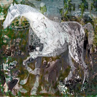 Alex Fischer, 'Ghost Horse', 2016