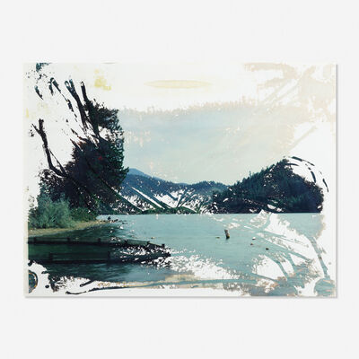 Matthew Brandt, 'Lake Selmac OR 5 from the Lakes and Reservoirs series', 2009