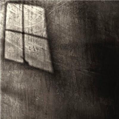 Larry Davis, 'At Dia Window Reflection  on Serra'