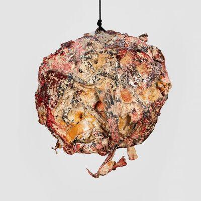 Phyllida Barlow, 'untitled: rockpompom2015', 2015