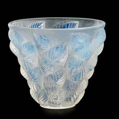 Lalique, 'Moissac vase', des. 1927