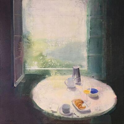 Alejandra Caballero, 'L'esmorçar', 2020
