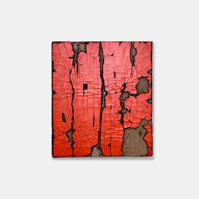 Susan Gunn, 'Ground Undone: Orange Blaze  III of 3', 2021