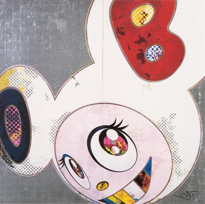 Takashi Murakami, 'DOB in Pure White Robe (2)', 2013