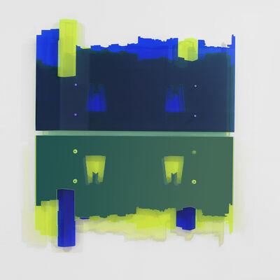 Francesco Candeloro, 'Linee Verticali (Colonia)', 2016
