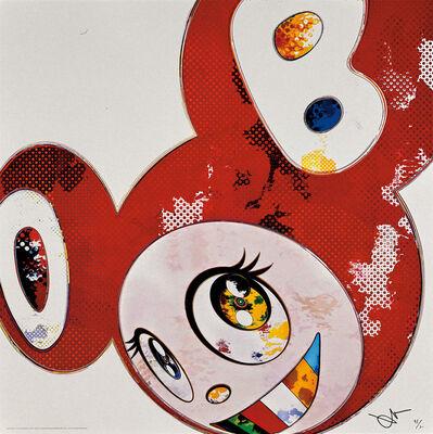 Takashi Murakami, 'And Then x 727 (Vermillion: SHU)', 2013