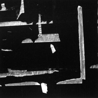 Aaron Siskind, 'New York 16', 1976