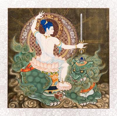 Ryoko Kimura, 'Monju Bodhisattva', 2018