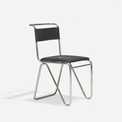 Gispen's Fabriek voor Metaalbewerking N.V., 'Chair', c. 1927