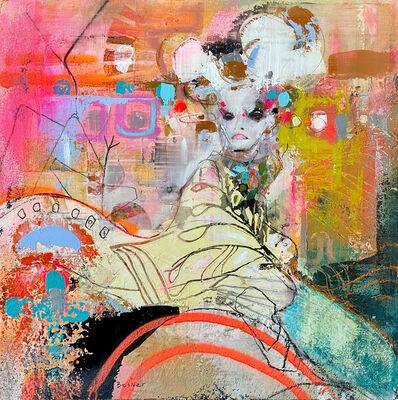 Dominic Besner, 'Dame de Là', 2021