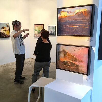 William Wray - New Work, installation view