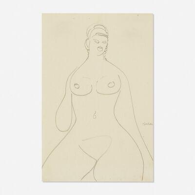 Gaston Lachaise, 'Untitled', c. 1933