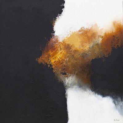 Daniel Kozeletckiy, 'Gold & Black #2', 2014