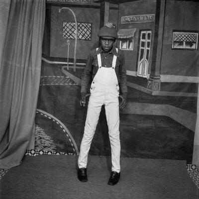 Sanlé Sory, 'Le Jeune Acteur', 1983