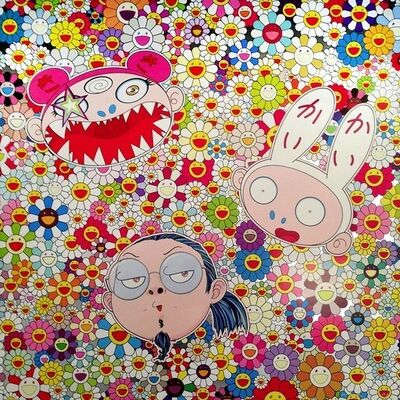 Takashi Murakami, 'KaiKai Kiki and Me–The Shocking Truth Revealed', 2010