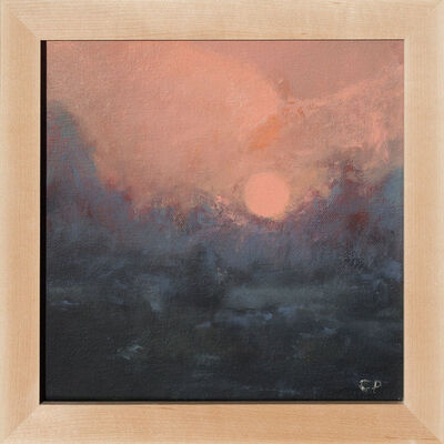 Cap Pannell, 'Pink Moon', 2018