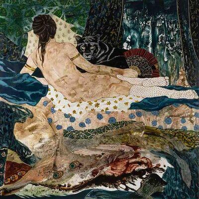Florence Dussuyer, 'Histoire de femmes 3', 2021