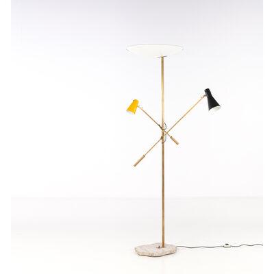 Gino Sarfatti, 'Model 1050/2 - Floor light', near 1950