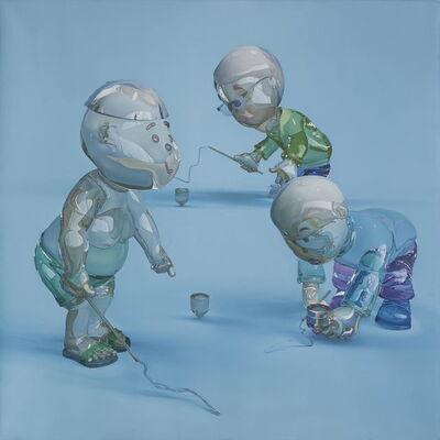 Zhang Jinxi, 'Spinning Tops', 2000-2010