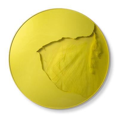 Manuel Merida, 'Cercle jaune cadmium', 2014
