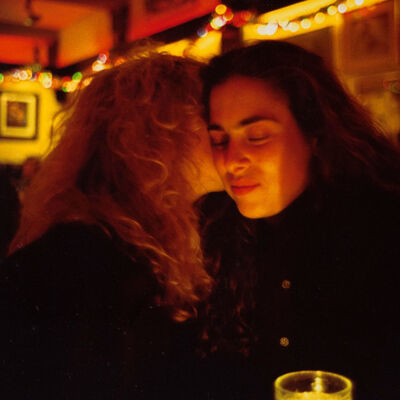 Nan Goldin, 'Lynette & Donna at Marion's Restaurant, NYC, 1991', 1991