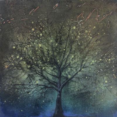 Lynda Lowe, 'Night Tree', 2018