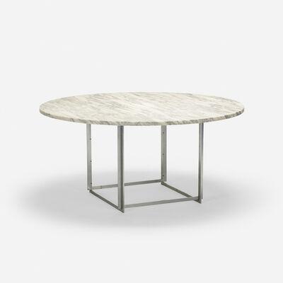 Poul Kjærholm, 'PK 54 dining table', 1963