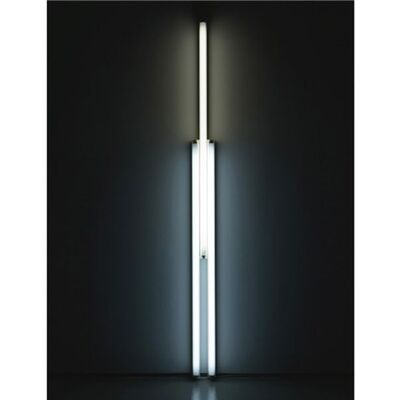 Dan Flavin, 'For Rainer', 1987