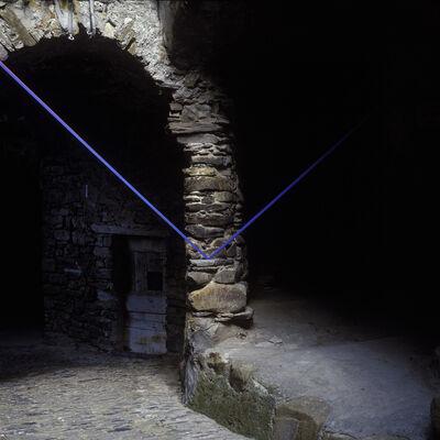 "Francisco Infante-Arana, '""Through stone""', 2002"