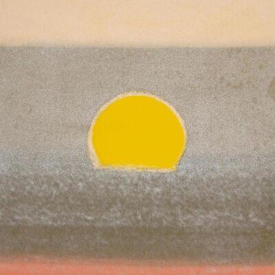 Andy Warhol, 'Sunset (Yellow) by Andy Warhol', 1972