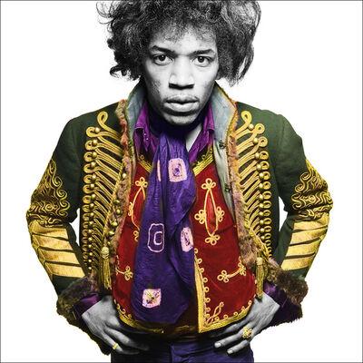 Gered Mankowitz, 'Jimi Hendrix, London 1967', 1967