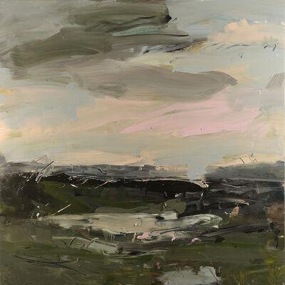 Louise Balaam, 'Mudflats, Pink Sky', 2017