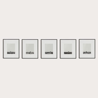 Youki Hirakawa, 'Trees in a Book Meyers Conversations Lexicon 1 - 5 '