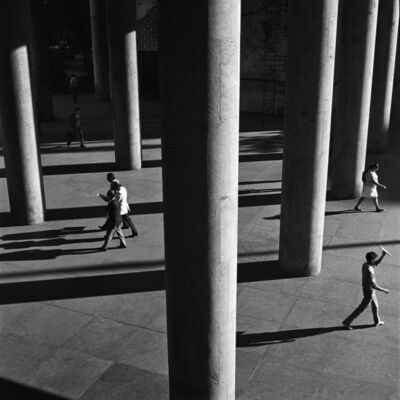 Cristiano Mascaro, 'Palacio Capanema, MEC, Rio de Janeiro, Brazil'