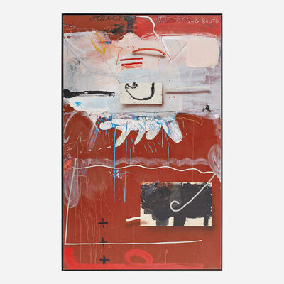 James Havard, 'Eagle Route', ca. 1984