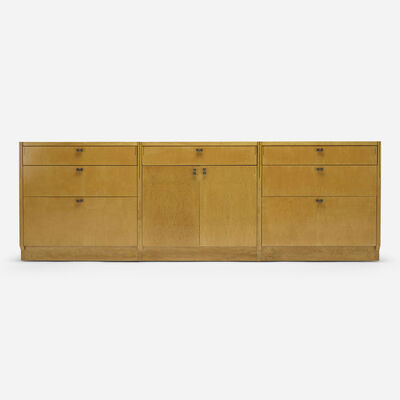 Pierre Paulin (1927-2009), 'Paulin Collection cabinet, model 1016', 1984
