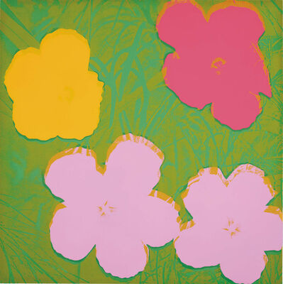 Andy Warhol, 'Flowers', 1970