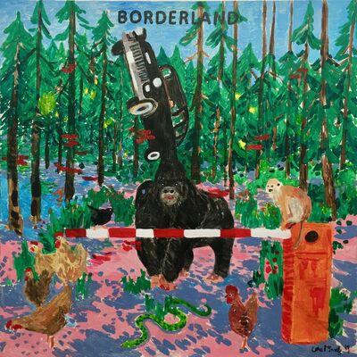 Cesc Abad, 'Borderland', 2019