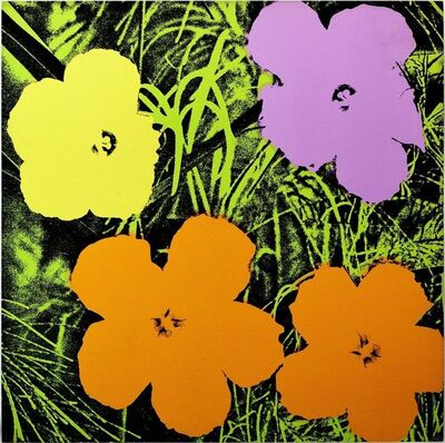 Andy Warhol, 'Flowers (FS 11.67)', 1970