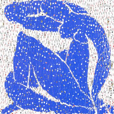 David Mach, 'Matisse', 2012