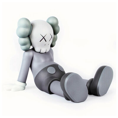KAWS, 'KAWS Taipei Holiday Companion (KAWS Grey Companion)', 2019