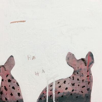 Gino Belassen, 'Ha Ha Hyena', 2017