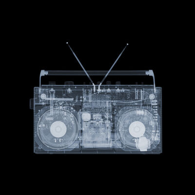Nick Veasey, 'Boombox, Ed. 4/25', 2015