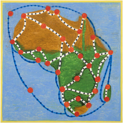 Silja Rantanen, 'The Star of Africa', 2016