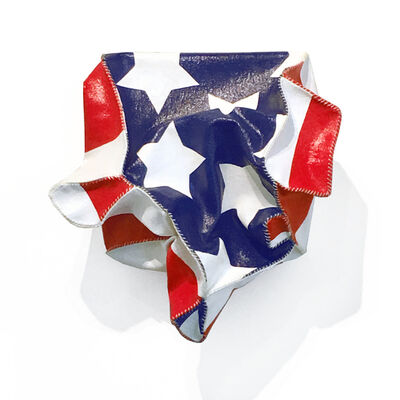 China Adams, 'Betsy Ross Perversion, (1)', 2006