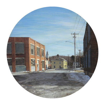 Jeff Gola, 'Center Street', 2019