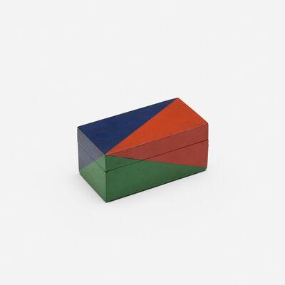 Leon Polk Smith, 'Untitled (Box)', c. 1955