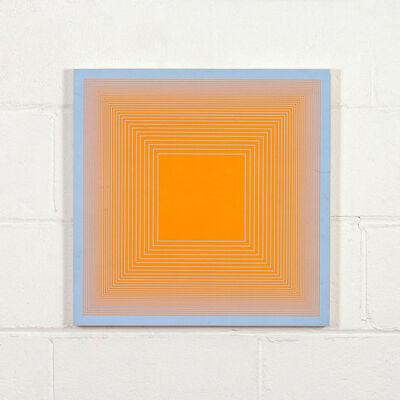Richard Anuszkiewicz, 'Spectral 9 (C)', 1969